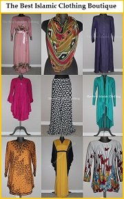 ISLAMIC CLOTHING BOUTIQUE