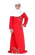 Aabish girl abaya