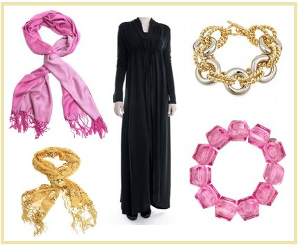 abaya bangles bracelets set