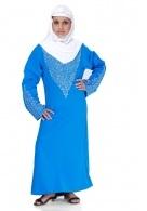 Abeera girl abaya