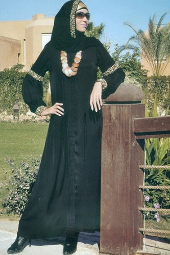 Amal abaya from 2hijab