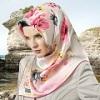 armine berth silk hijab