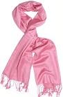 berry pink pashmina hijab