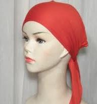 Bonnet underscarf hijab