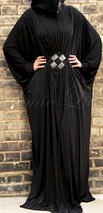 Butterfly abaya from Islamic Libas