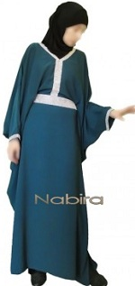 Butterfly abaya from Nabira