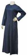 Denim Amatullah Abaya