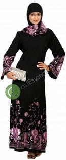 salma abaya