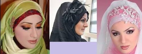 hijab clip styles