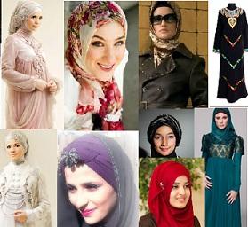 hijab fans