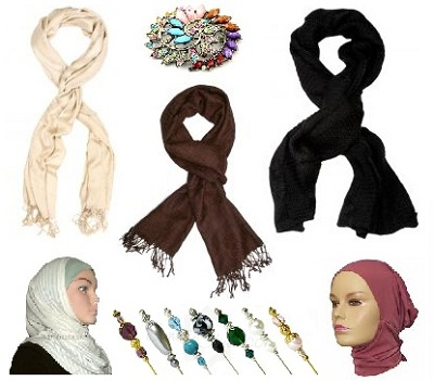 Hijab starter pack for first time hijabi
