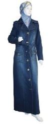 jeans jilbab 584