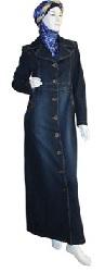 jeans jilbab 611