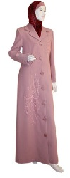 Light Pink Occasions Jilbab