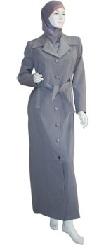 grey workwear jilbab