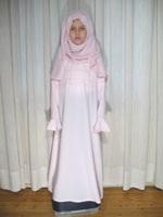 Khadija girl abaya