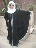 Laila girl abaya