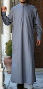light grey jubba