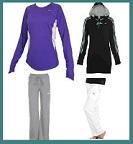 modest sportswear