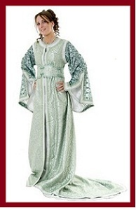 moroccan-light-blue-wedding-dress-caftan