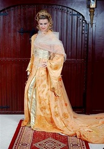 moroccan-orange-kaftan