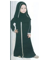 Nelly girl abaya
