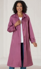 nylon raincoat