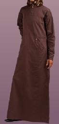 peppercorn casual jilbab