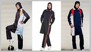 modest womens activewear