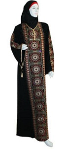 red-embroidered-thoub
