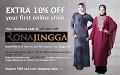 Rona Jingga Islamic clothing directory