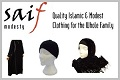 Saif Modesty Islamic clothing directory