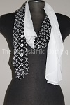 shawl 2parts hijab