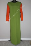 simple-abaya-olive-orange