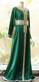 dark-green-kaftan