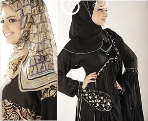 hanayen abaya