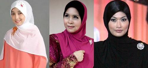 hijab brooches tudung
