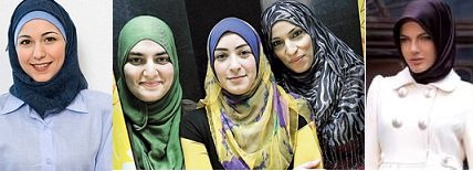 hijab color