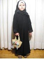 Jude girl abaya