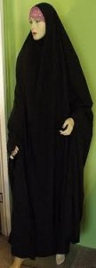 Full length khimar