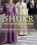 Shukr Islamic clothing directory