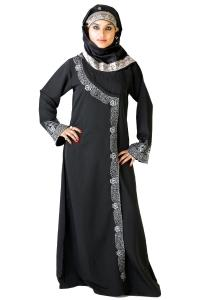 Beautiful Wrap Around Abaya