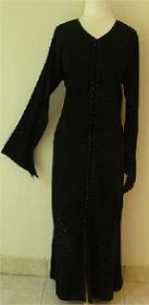 Beautiful Black Abaya