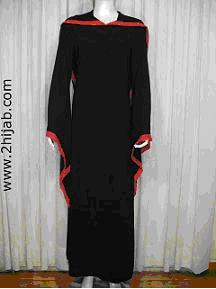 Hooded Stylish Abaya