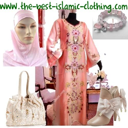 Luxury Abaya Set