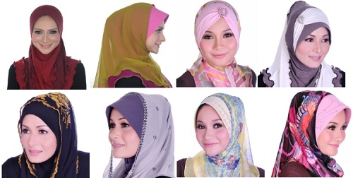 Vetrina Hijab Online Store Dec 20 Hijab Styles Aesthetic Inspirations From Malaysia