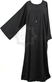 Simple Closed Abaya