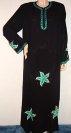 Starfish Classic Abaya