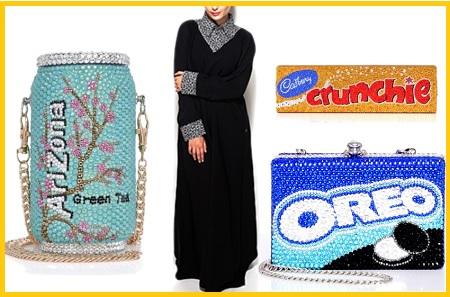My Foodie Bags Abaya Style